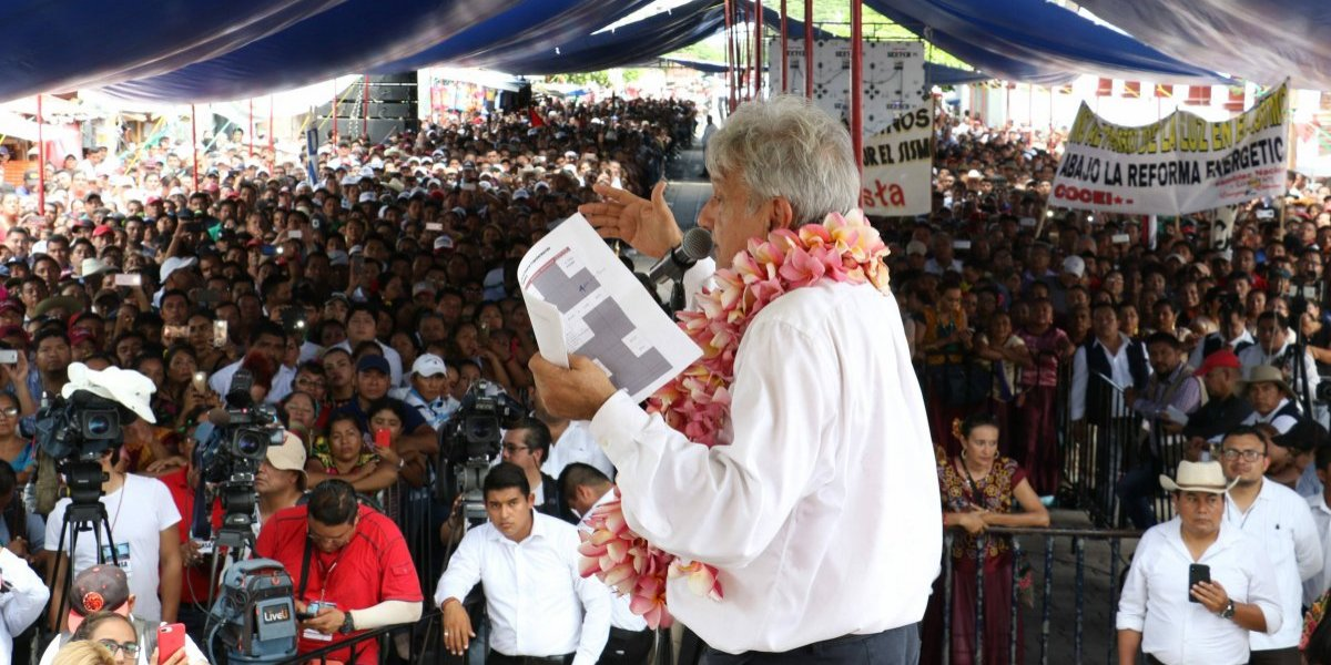 Necesario saber si votos en Puebla fueron libres: López Obrador