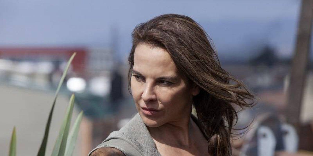 """Kate del Castillo: """"Me llena de orgullo dar un mensaje potente de denuncia"""""""