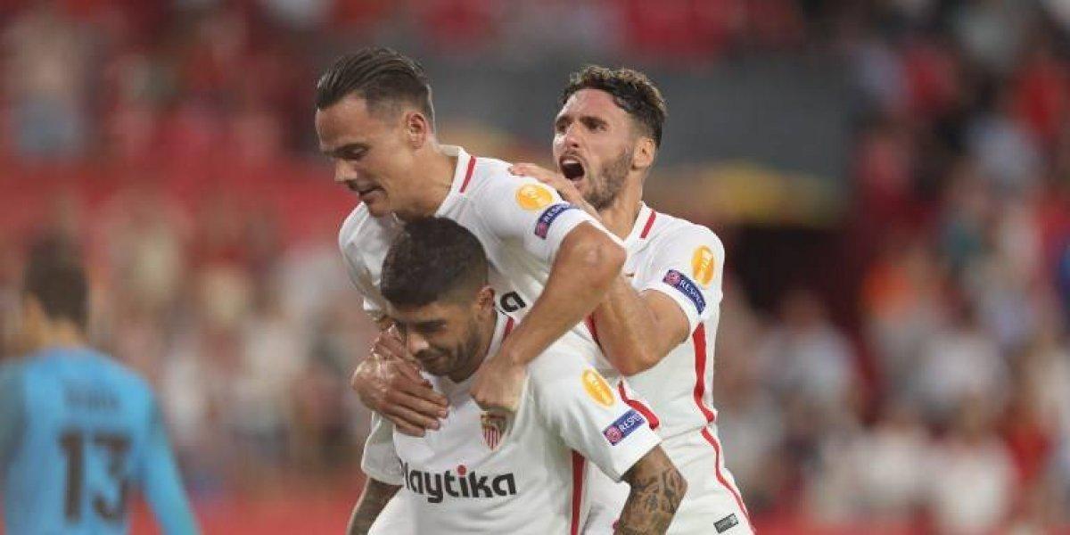 Sevilla y Chelsea ganan sus primeros duelos de la fase de grupos
