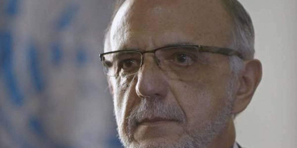 Iván Velásquez se despide de la CICIG con extensa carta