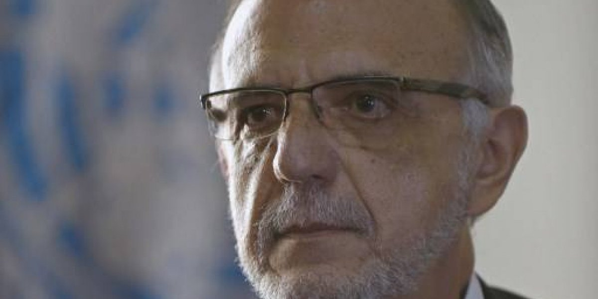 "Iván Velásquez cuestiona a quienes critican a MP-CICIG de ""justicia selectiva"""
