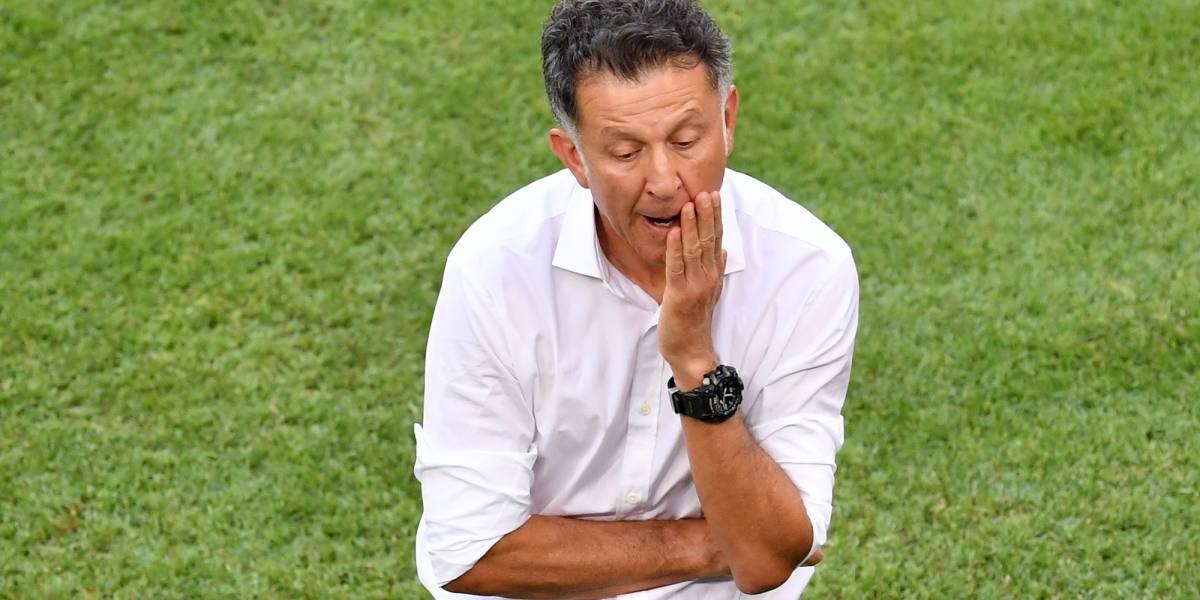 Comentarista llama 'zoquete' a Juan Carlos Osorio por no presentarse en Paraguay