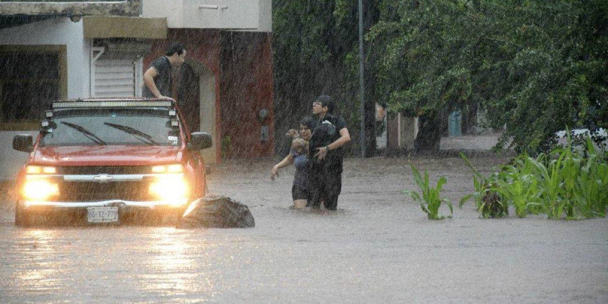Galería: Así luce Sinaloa tras las fuertes lluvias