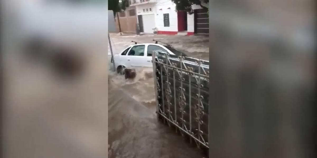 Solicitan declaratoria de emergencia en Sinaloa tras inundaciones