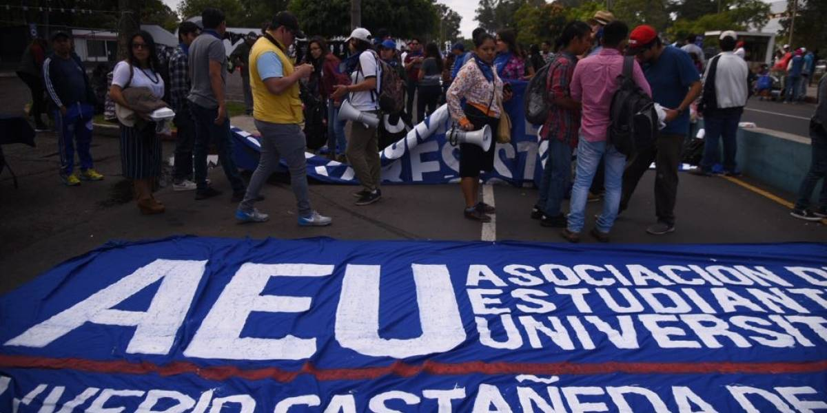 #20S: Sancarlistas inician movilización hacia la zona 1