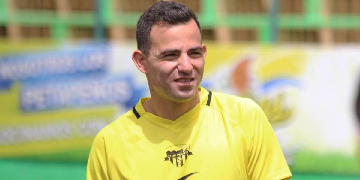 Marco Pappa sigue en busca de una oportunidad en la Liga Nacional