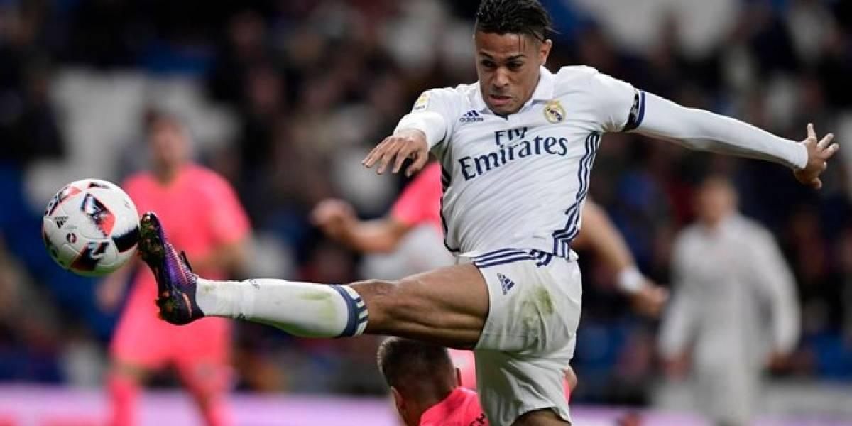 Mariano Díaz efectivo letal en ataque para el Real Madrid