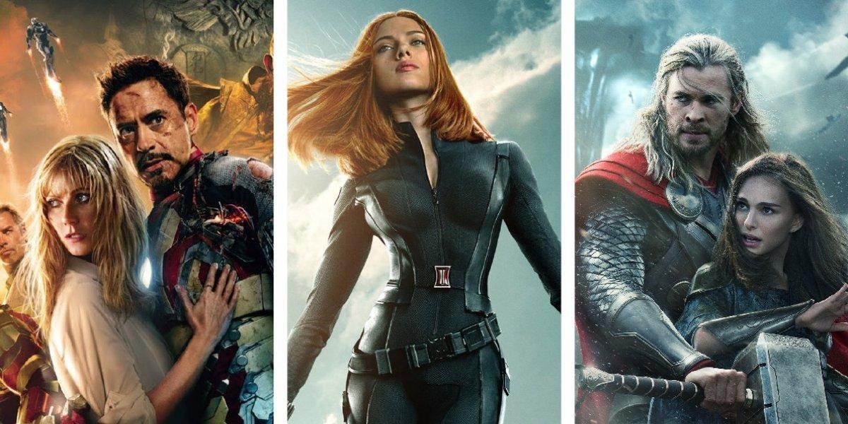 ¿Eres fanático de Marvel? No puedes perderte el ciclo de cine #MarvelStud10s