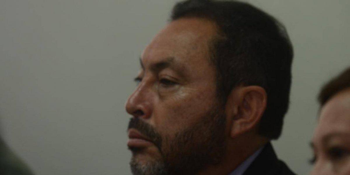 Mauricio López Bonilla fue condenado a 8 años de prisión