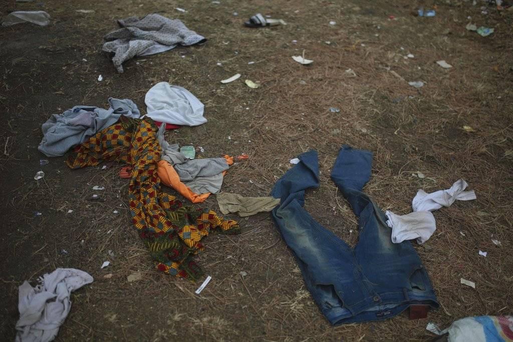 Se desconoce paradero de niños migrantes en EU Foto: AP