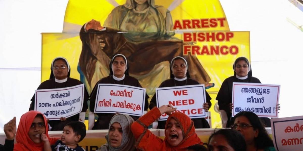 El Papa releva de sus funciones a obispo acusado de violar a una monja