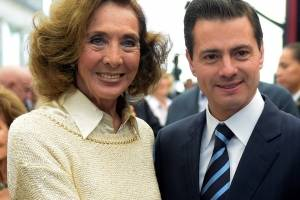 Entrega Peña Nieto el Premio Luz de Plata