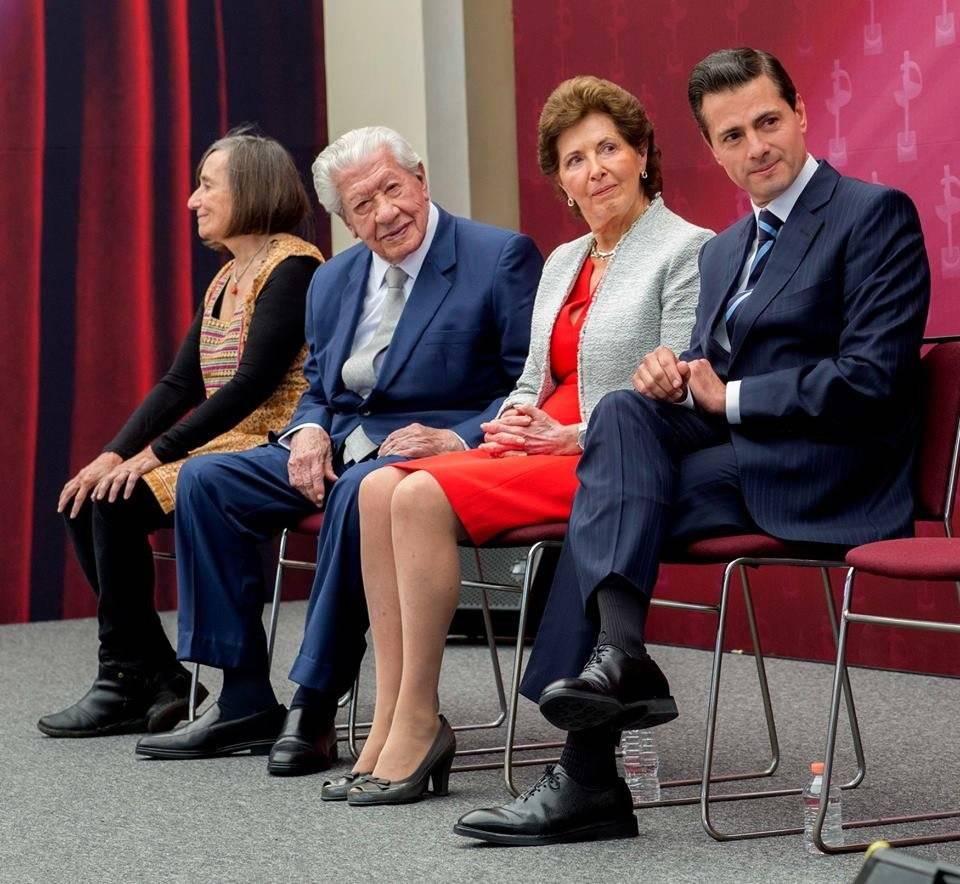 Foto: FB Enrique Peña Nieto