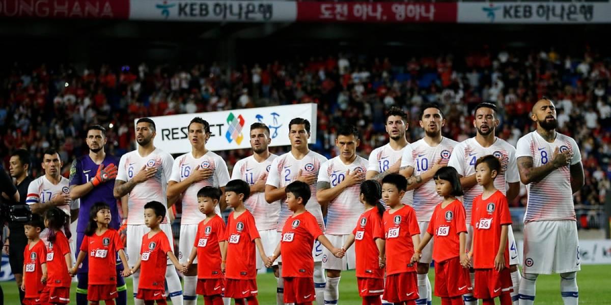 Chile mantuvo su puesto en un ranking FIFA que por primera vez tiene un empate en el primer lugar