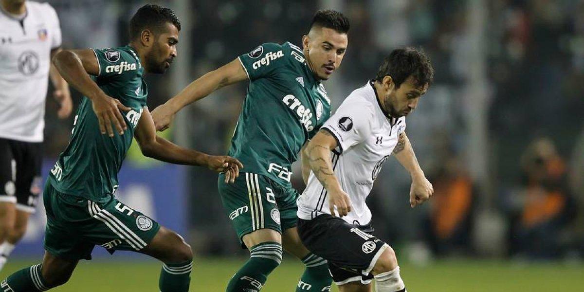 ¿Cuándo y a qué hora es la revancha entre Colo Colo y Palmeiras por la Copa Libertadores?