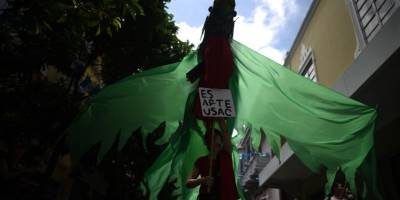 Quetzal en Sexta avenida