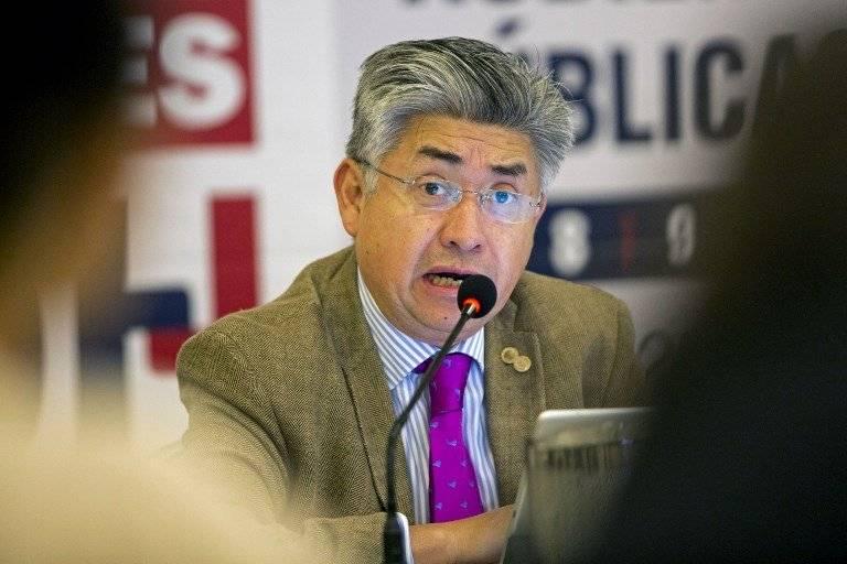 Joel Hernández, relator de la Comisión Interamericana de Derechos Humanos (CIDH)