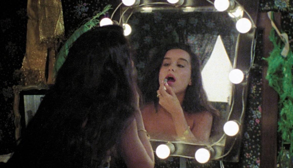 'Luz del Fuego' (1982). A dançarina é vivida por Lucélia Santos no filme de David Neves. Espaço Itaú Augusta (18h) Cinearte Petrobras (20h) | Reprodução