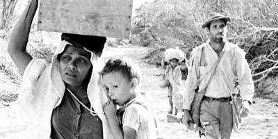 'Vidas Secas' (1963) Adaptação de Nelson Pereira dos Santos para livro de Graciliano Ramos é marco do Cinema Novo. Espaço Itaú Augusta (18h e 22h) Cinearte Petrobras (16h e 20h)