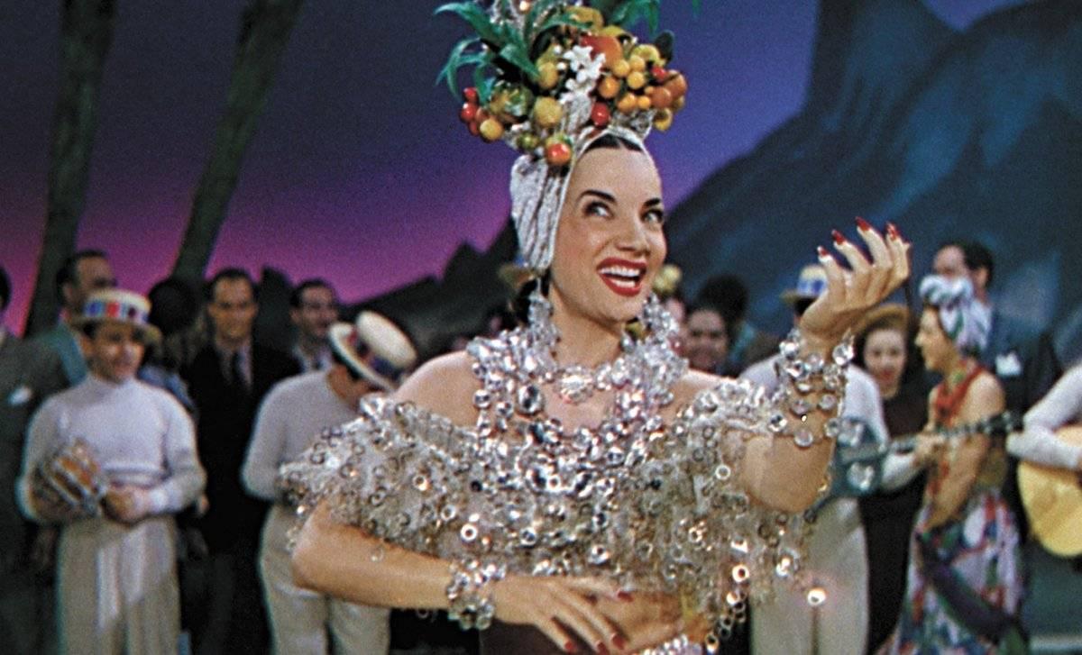 'Carmen Miranda: Banana Is My Business' (1995). O documentário de Helena Solberg exalta a Pequena Notável. Espaço Itaú Augusta (18h e 22h) Cinearte Petrobras (16h e 20h) | Reprodução