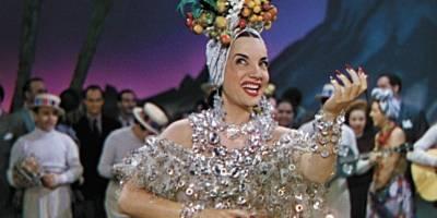 'Carmen Miranda: Banana Is My Business' (1995) O documentário de Helena Solberg exalta a Pequena Notável. Espaço Itaú Augusta (18h e 22h) Cinearte Petrobras (16h e 20h)