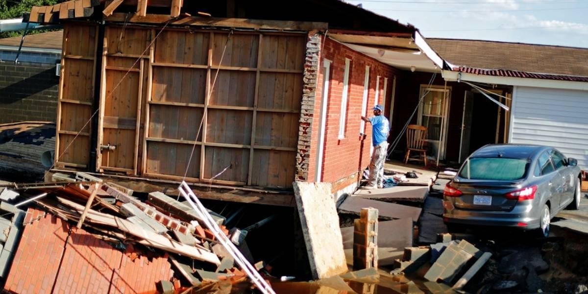 Número de víctimas fatales por Florence aumenta a 41