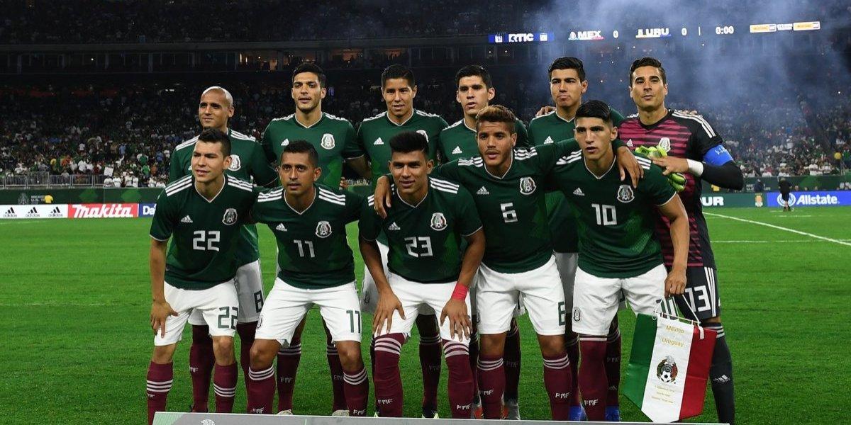 México asciende en ranking FIFA