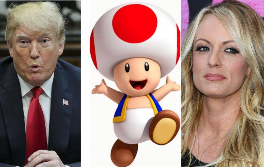 Locura: Búsquedas porno con el personaje Toad estallan tras burlas a Trump