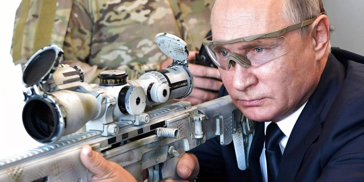 Rusia perfeccionó sus armas con la Guerra en Siria: Putin