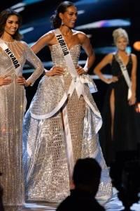 Génesis Dávila en Miss USA 2018