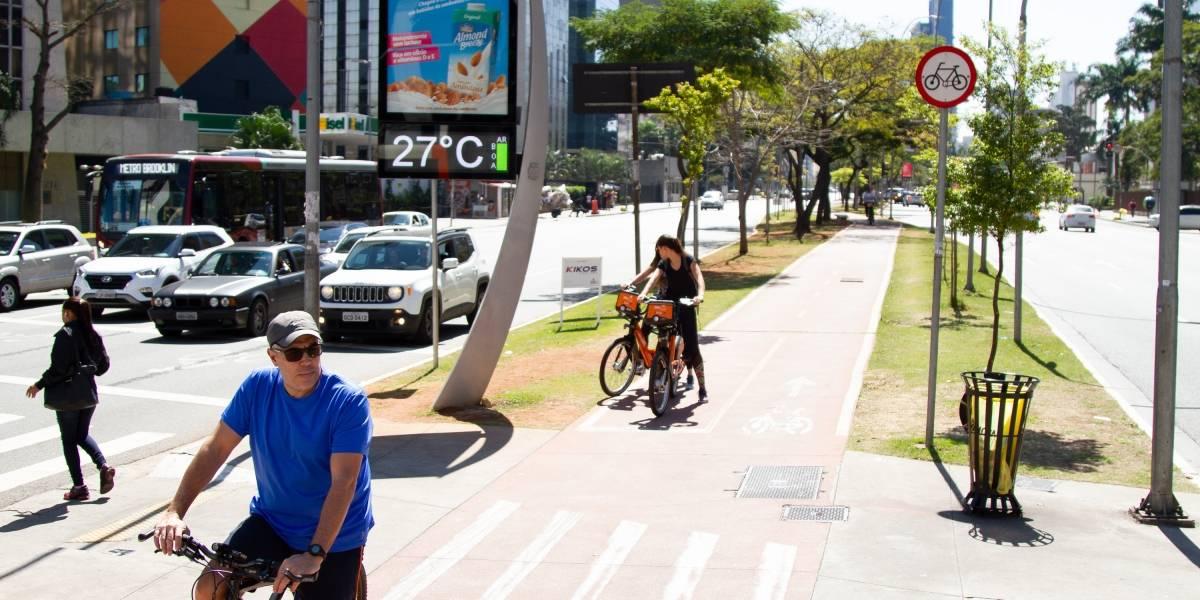 Previsão do Tempo: São Paulo tem tarde e noite quentes nesta quarta-feira
