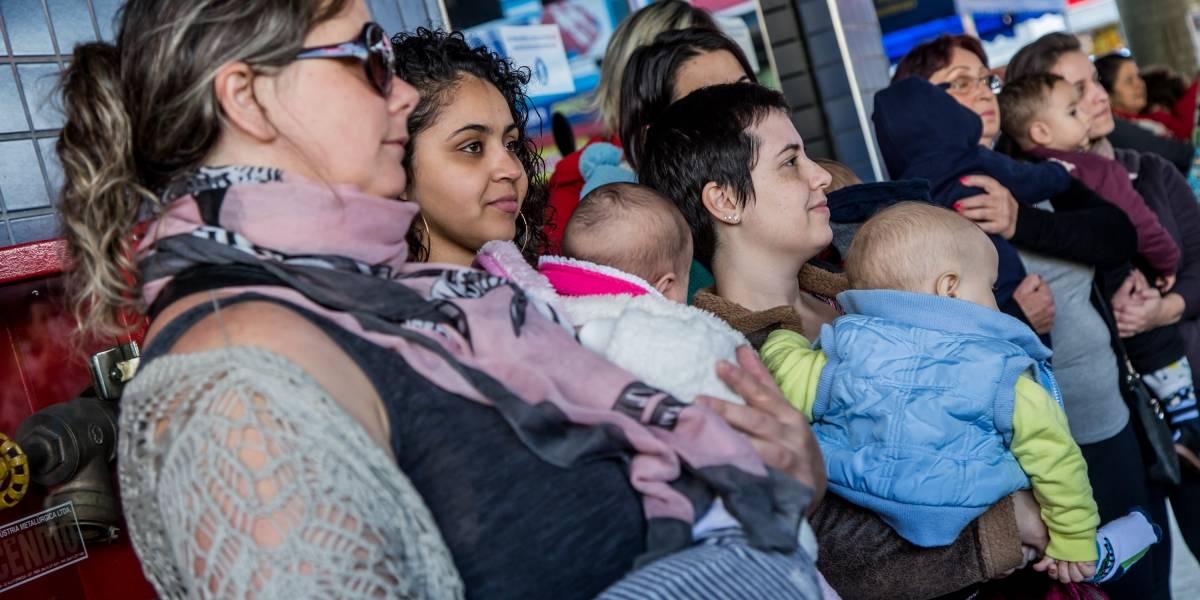 Falta de informação prejudica a prática da amamentação em locais públicos