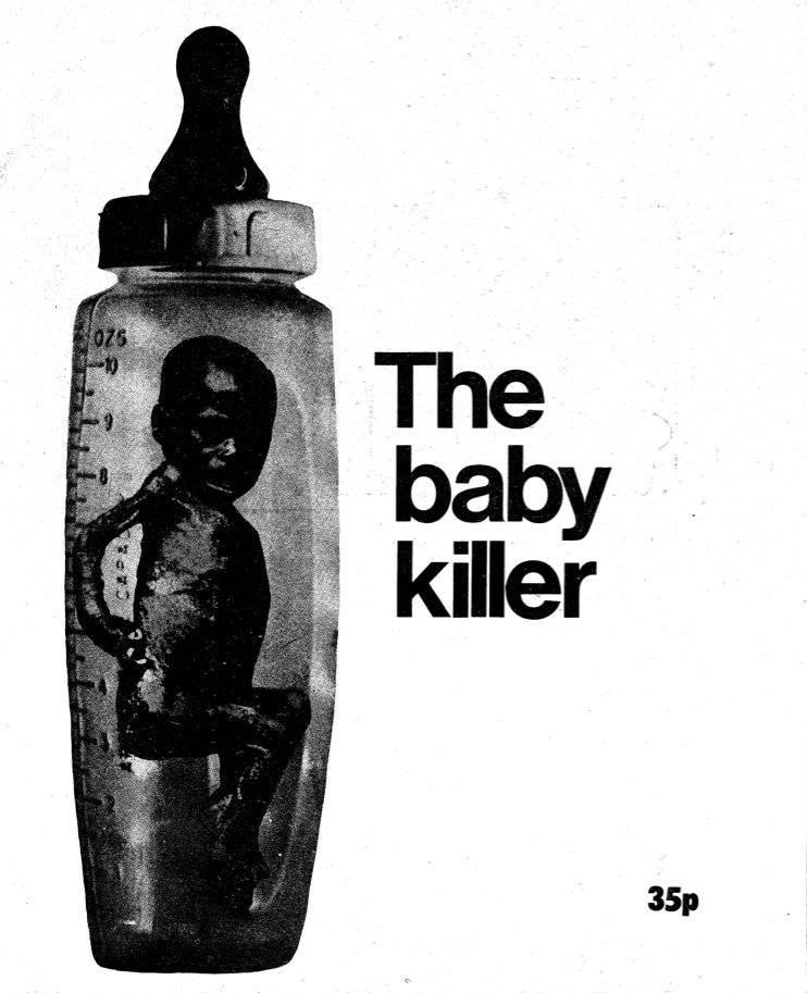 Publicação britânica de 44 anos atrás teve impacto mundial