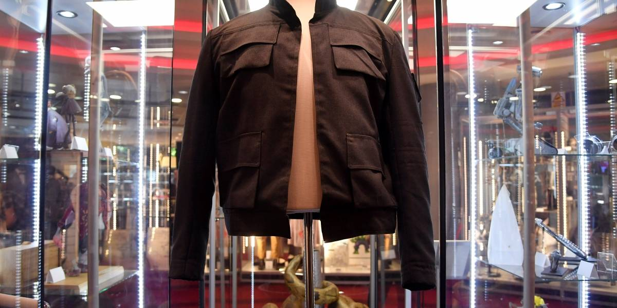 Star Wars: jaqueta de Han Solo não atinge valor para venda em leilão de Londres