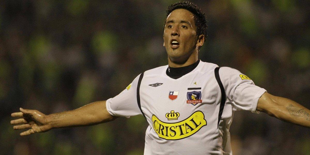 Con Lucas Barrios como figura y ante el Palmeiras: el antecedente que ilusiona a Colo Colo con la clasificación a semifinales