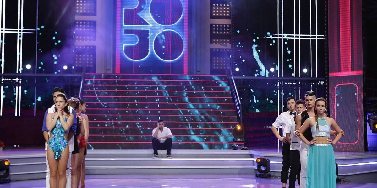 """El auspicioso regreso de """"Rojo"""": Casting final de bailarines logra vencer a Mega"""