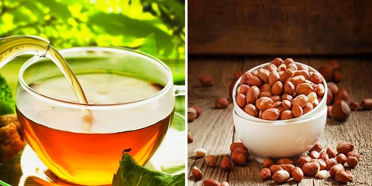 Amendoim, soja e chás ajudam a baixar o colesterol