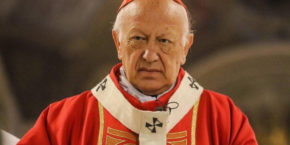 Se enreda Ezzati: nueva acusación por encubrimiento obliga a defensa del cardenal a suspender audiencia de sobreseimiento