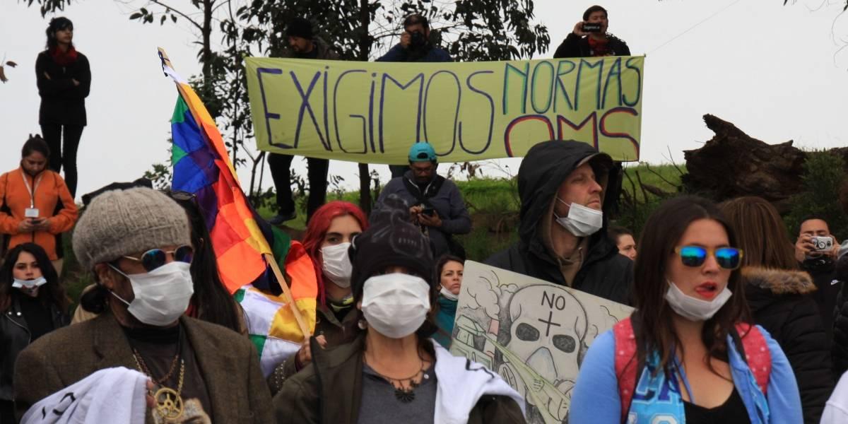 ¿Ahora sí que sí?: Estado pide a 12 industrias informes en Quintero y Puchuncaví