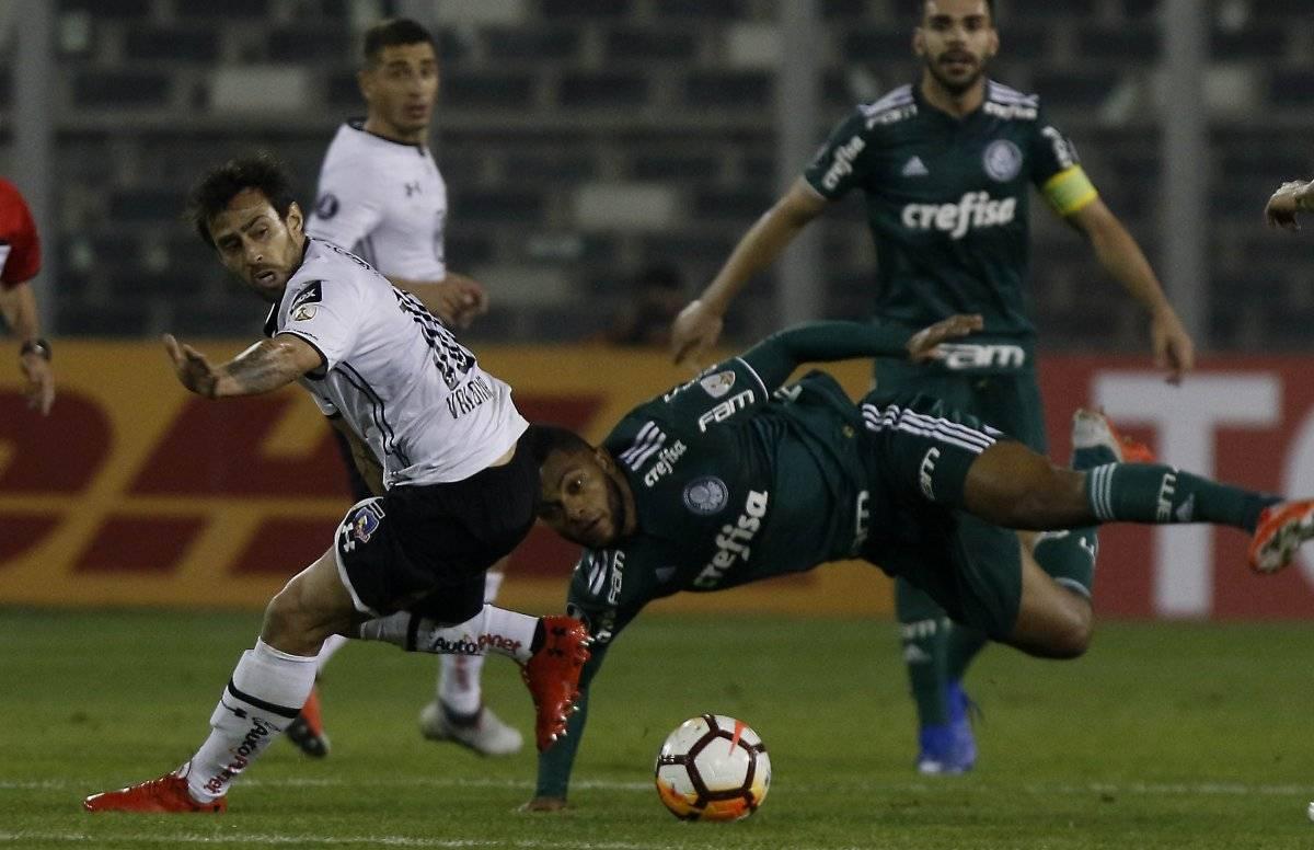 Los lujos de Valdivia dejaron jugadores en el piso / imagen: Agencia UNO