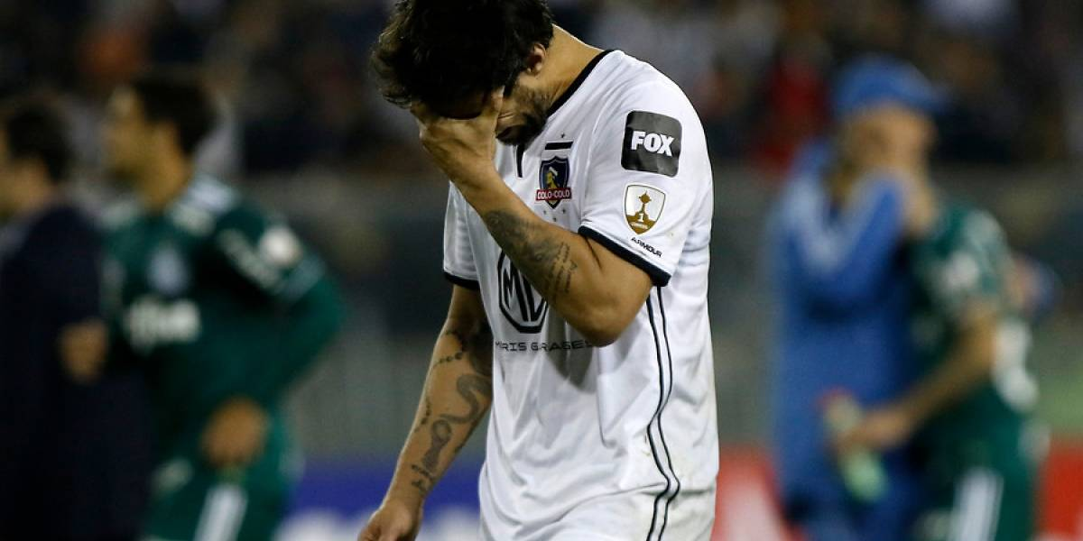 La desazón que se vivió en el camarín de Colo Colo tras la derrota en la Libertadores