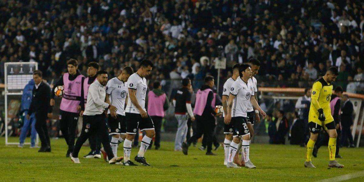 """El """"karma Monumental"""" de Colo Colo en la Copa Libertadores 2018"""