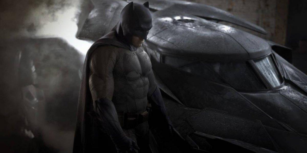 DC muestra por primera vez el pene de Batman, pero se arrepienten y lo censuran