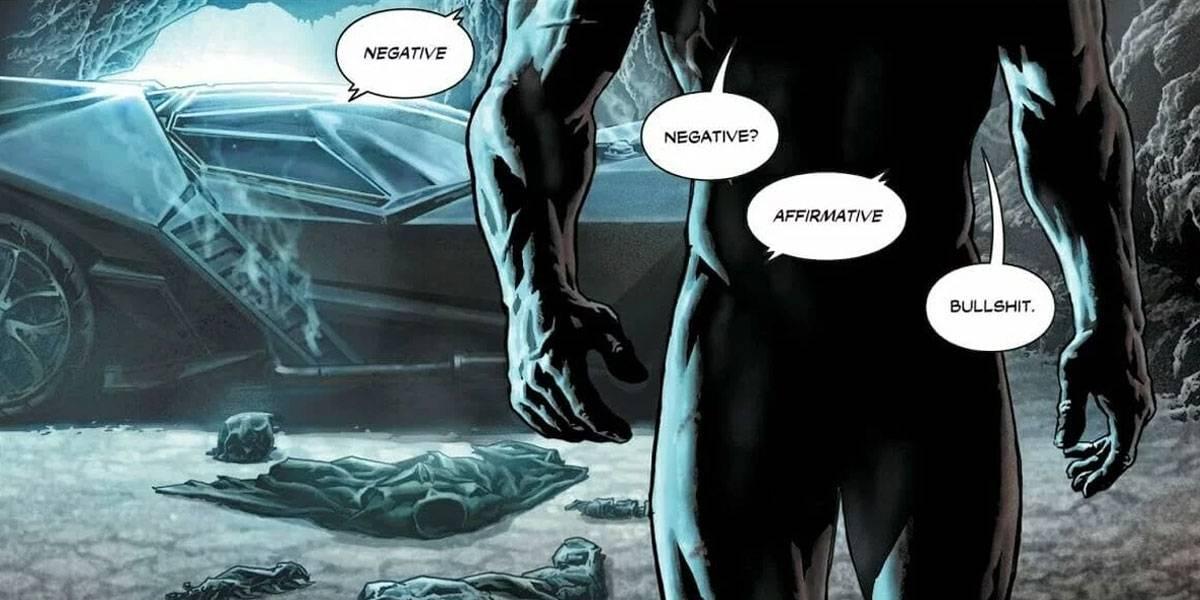 DC censura el pene de Batman en un cómic y los fans enloquecen