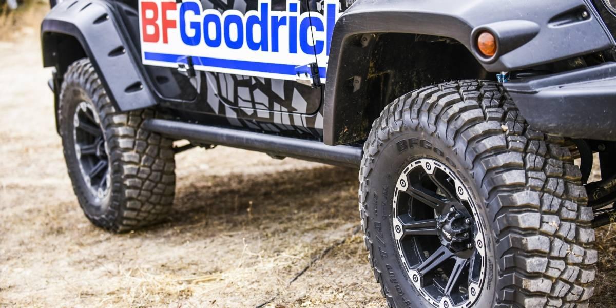 Mud-Terrain T/A KM3, el nuevo rey de los neumáticos todoterreno