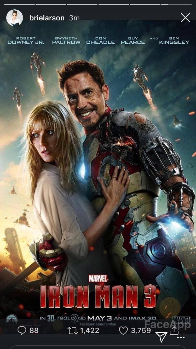 Brie Larson responde a quienes se quejan de que Capitana Marvel no sonríe