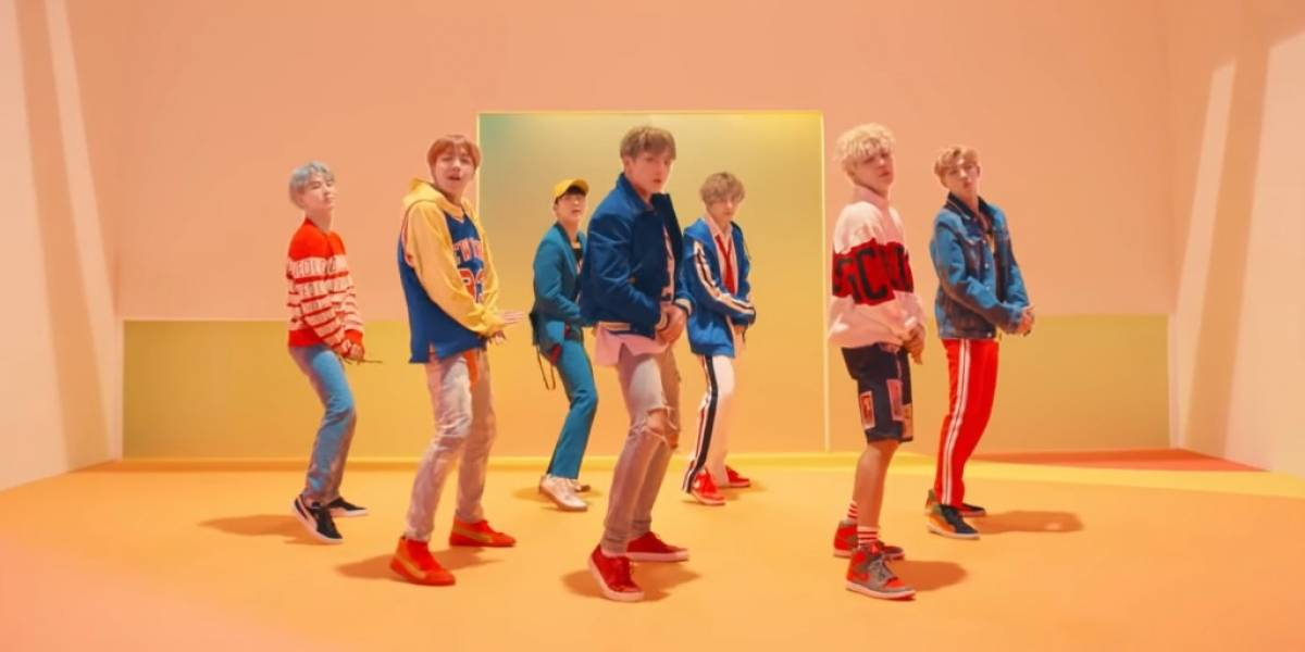 K-pop: Videoclipe de 'DNA' do grupo BTS atinge número histórico