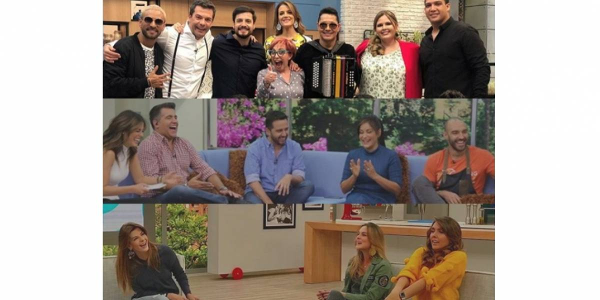 Programa matutino de canal colombiano saldría pronto del aire
