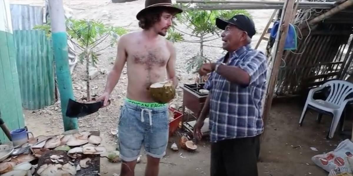 Luisito Comunica publicó video sobre las playas de Ecuador