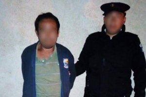 Capturan a señalado de abusar de niña en un campo de fútbol en Antigua Guatemala